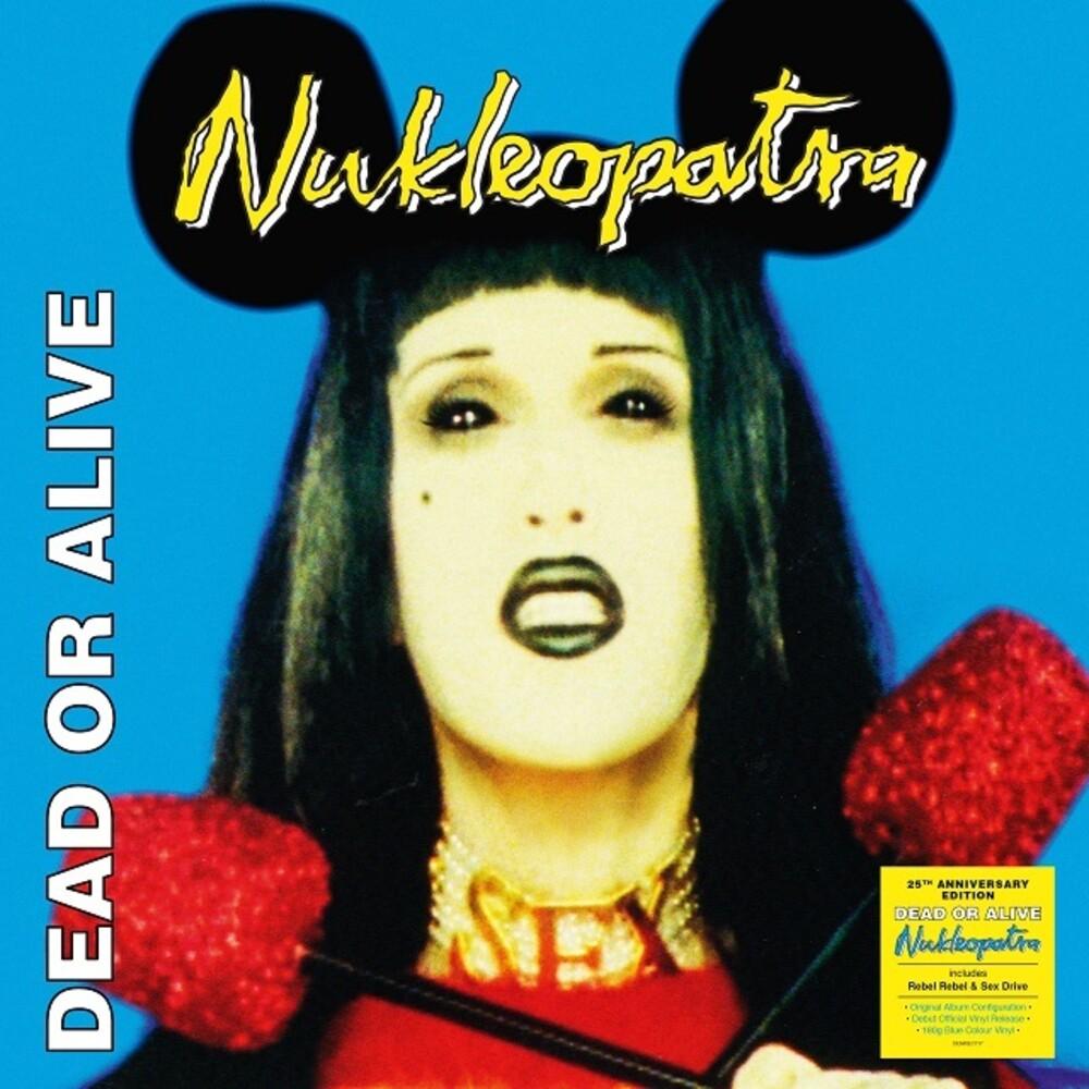 Dead Or Alive - Nukleopatra (Ogv) (Aniv) (Uk)