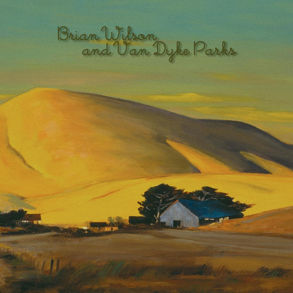 Brian Wilson & Van Dyke Parks - Orange Crate Art