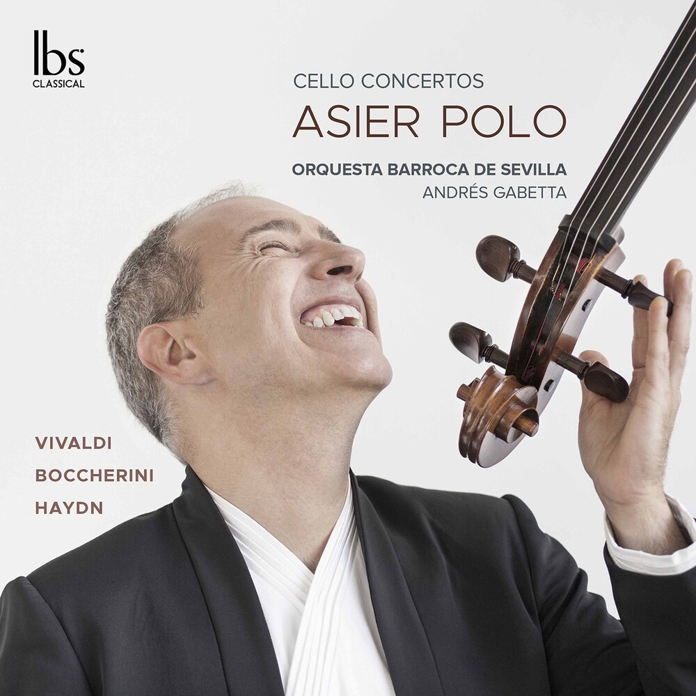 Asier Polo - Cello Concertos