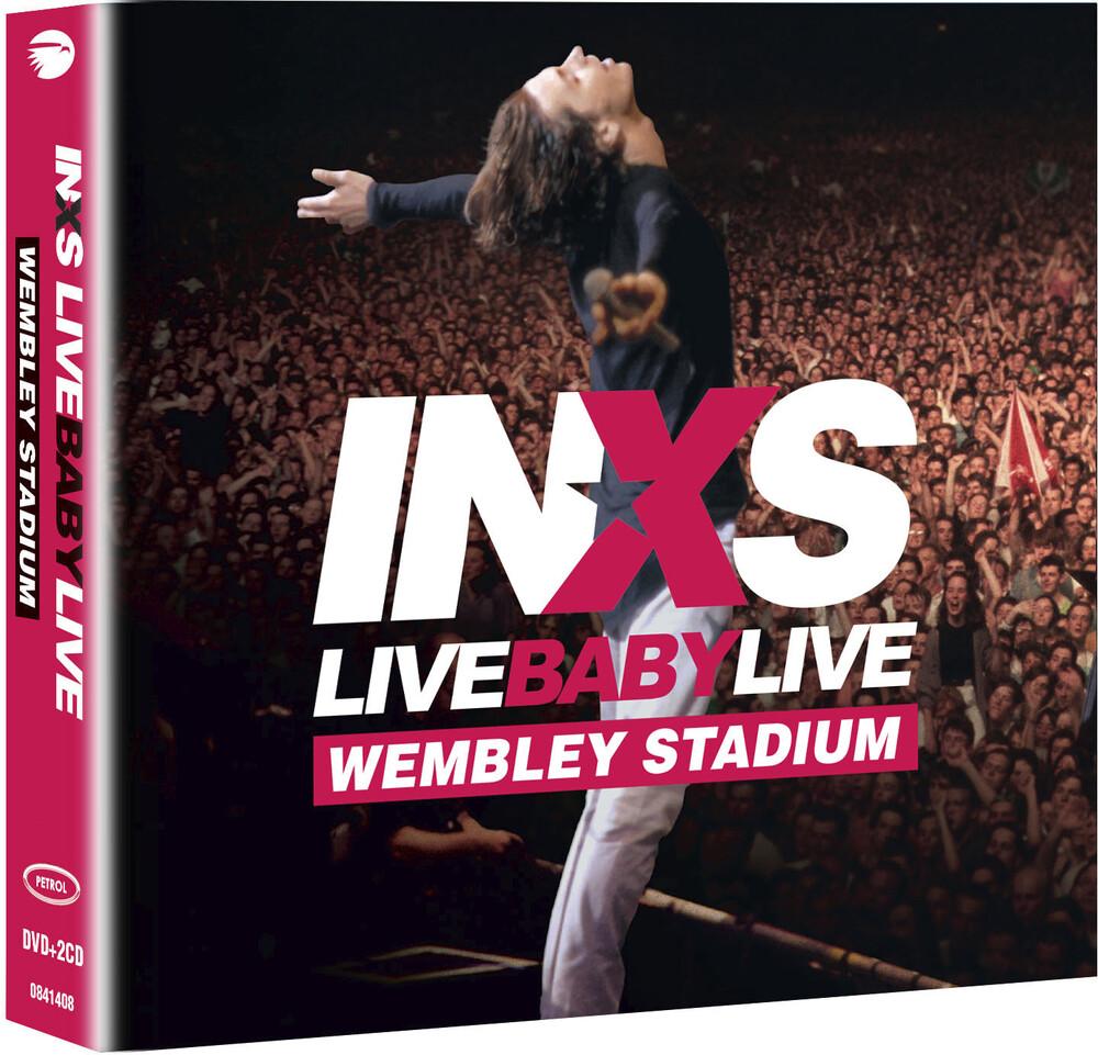 INXS - Live Baby Live (W/Dvd) (Uk)