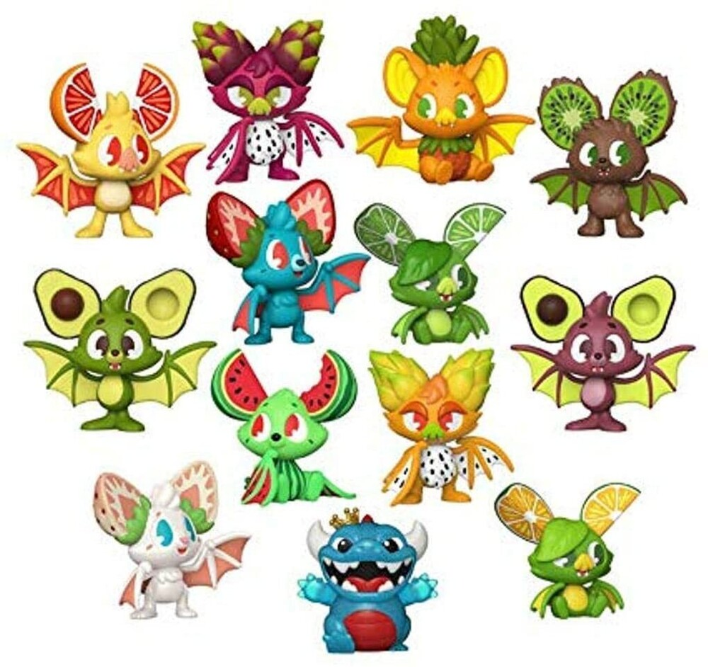- FUNKO PAKA PAKA: Fruit Bats (Mystery Capsules) ONE BAT PER PURCHASE