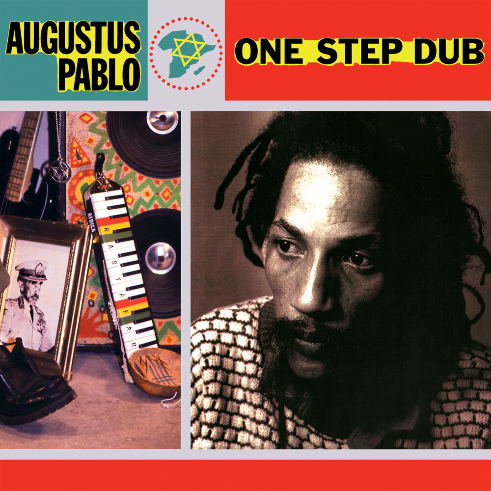 Augustus Pablo - One Step Dub