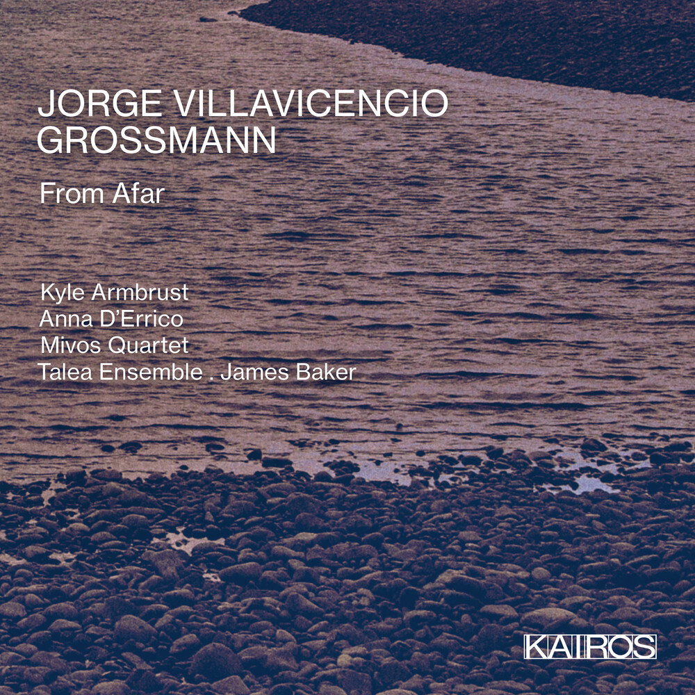 Jorge Villavicencio Grossmann From Afar / Various - Jorge Villavicencio Grossmann: From Afar / Various