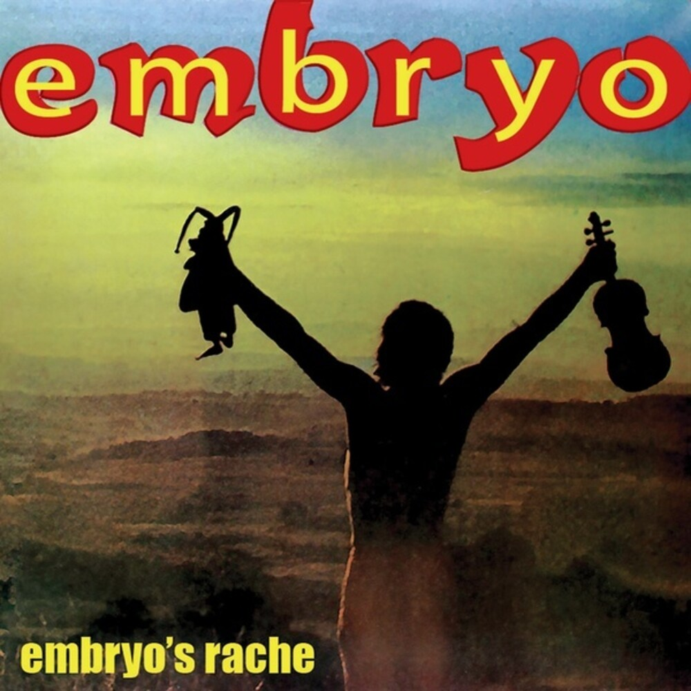 Embryo - Embryo's Rache [Colored Vinyl]