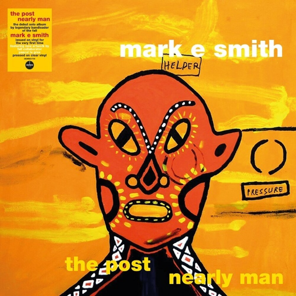 Mark Smith E - Post Nearly Man [Clear Vinyl] (Ofgv) (Uk)