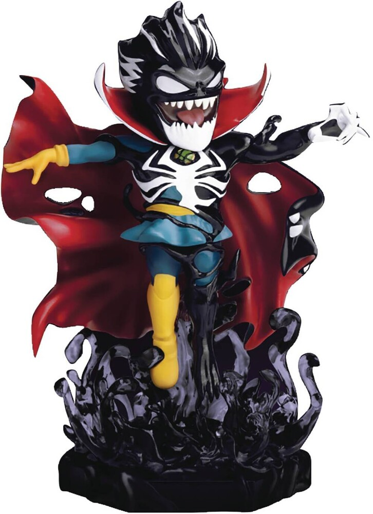 Beast Kingdom - Beast Kingdom - Marvel Maximum Venom MEA-018 Venomized Dr StrangeFigure