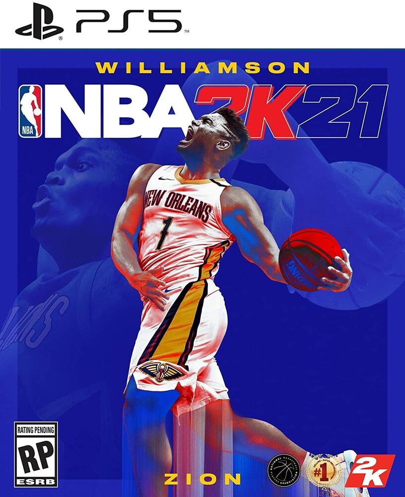 Ps5 NBA 2K21 - Ps5 Nba 2k21