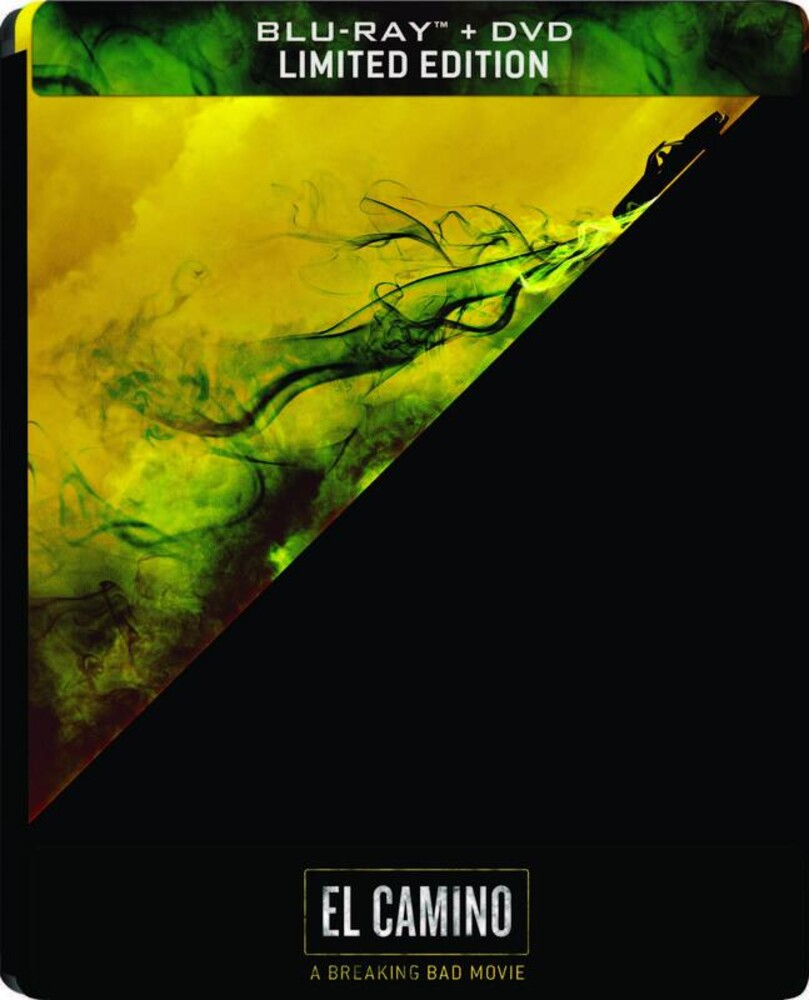 Breaking Bad [TV Series] - El Camino: A Breaking Bad Movie [Limited Edition Steelbook]