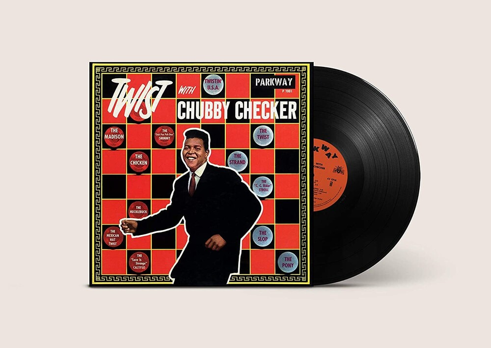 Chubby Checker - Twist With Chubby Checker [LP]