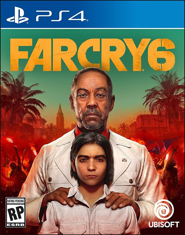 Ps4 Far Cry 6 Limited Ed - Far Cry 6 Limited Edition for PlayStation 4