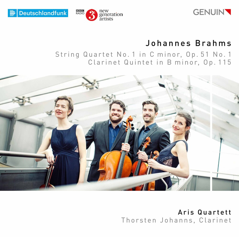 Aris Quartett - String Quartet 1