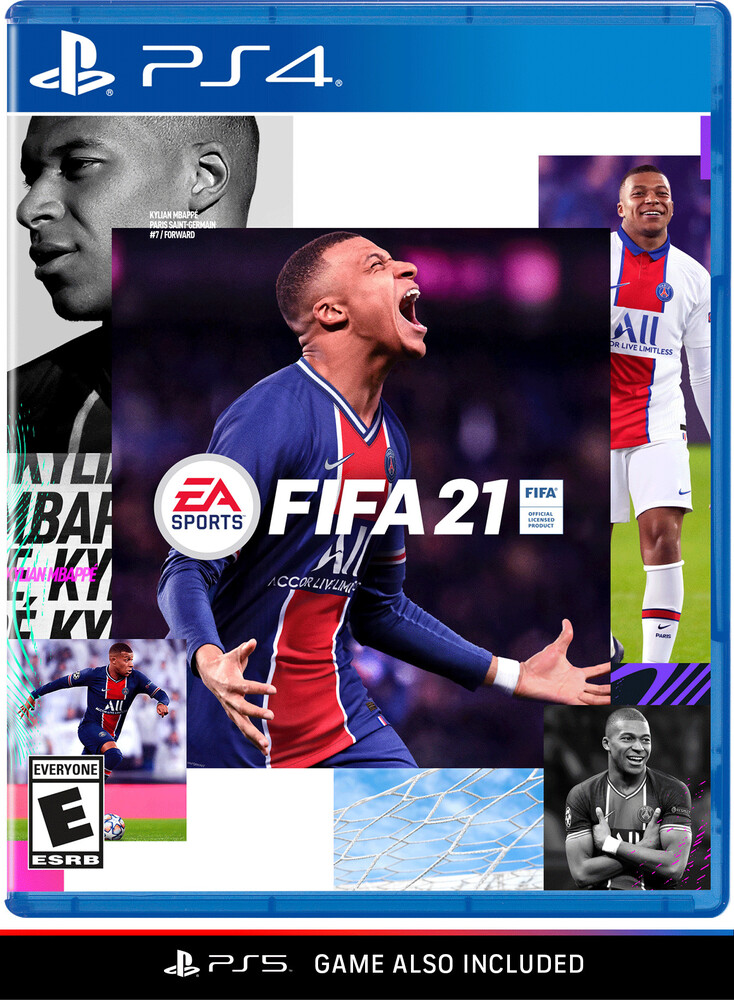 Ps4 FIFA 21 - FIFA 21 for PlayStation 4