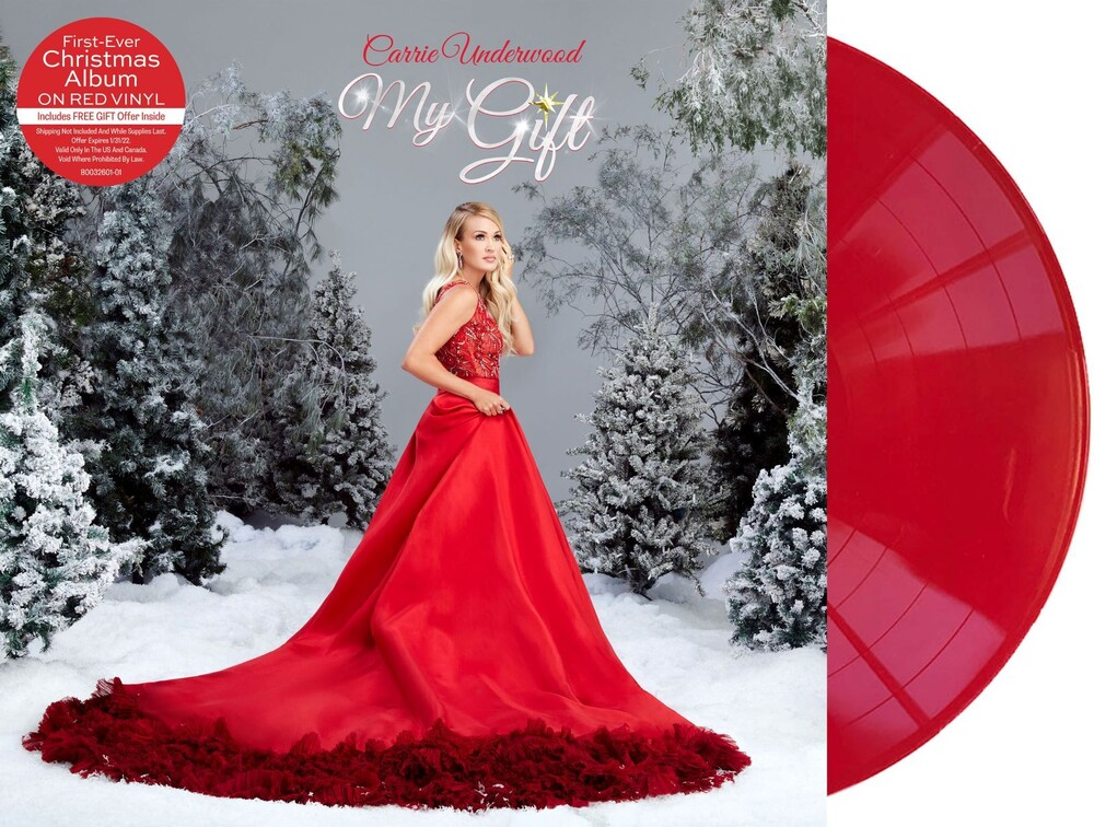 Carrie Underwood - My Gift [Red LP]