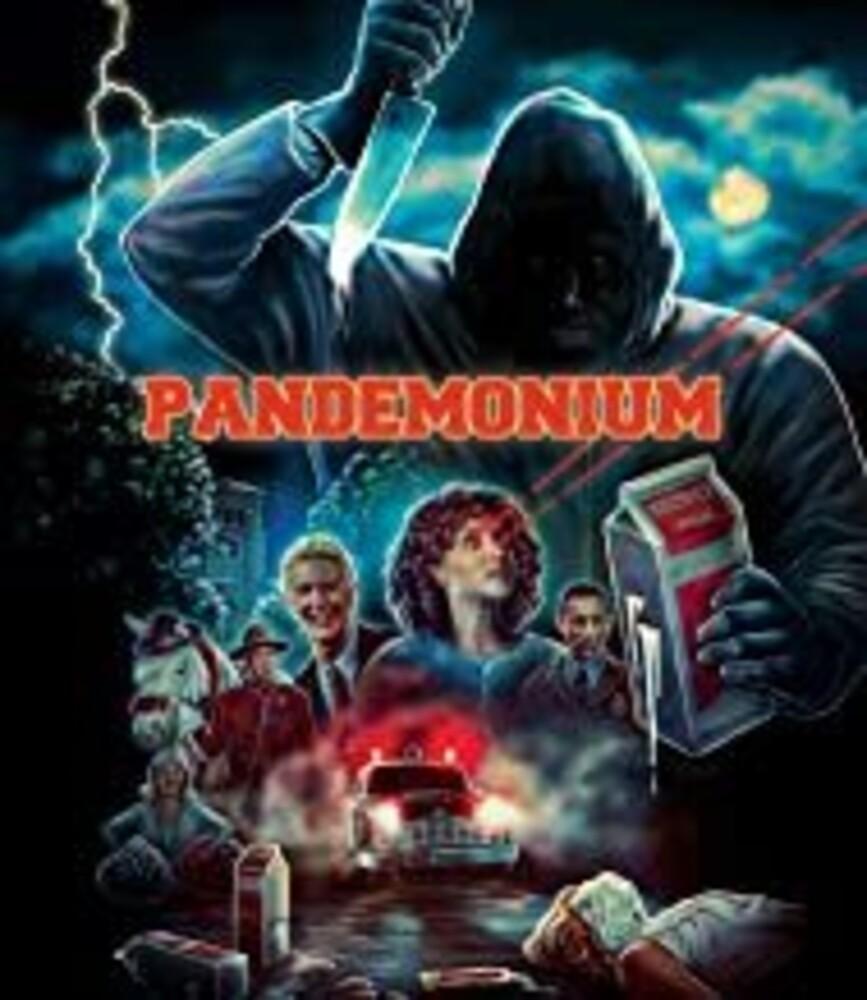 - Pandemonium / (Ws)