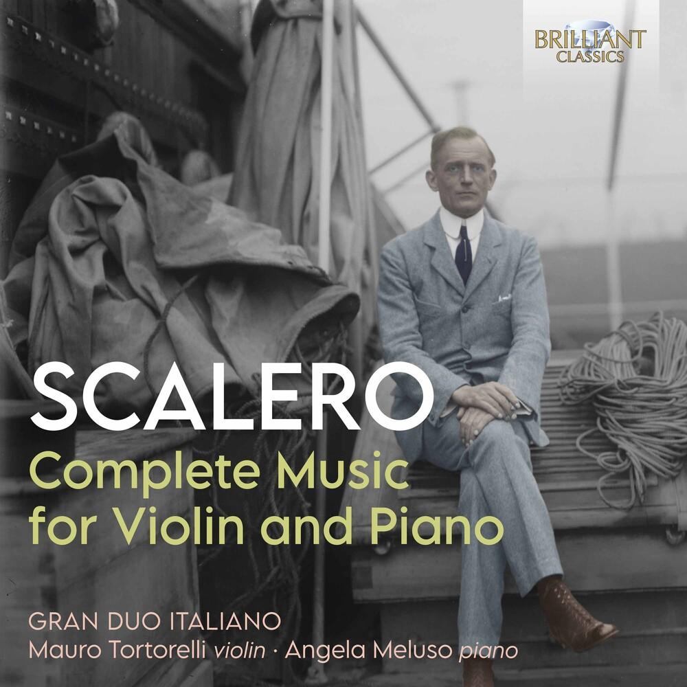 Scalero / Gran Duo Italiano - Complete Music Violin & Piano