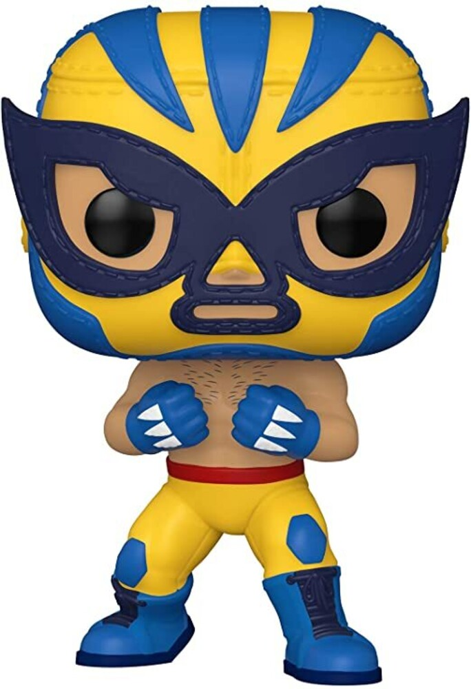 Funko Pop! Marvel: - FUNKO POP! MARVEL: Luchadores- Wolverine