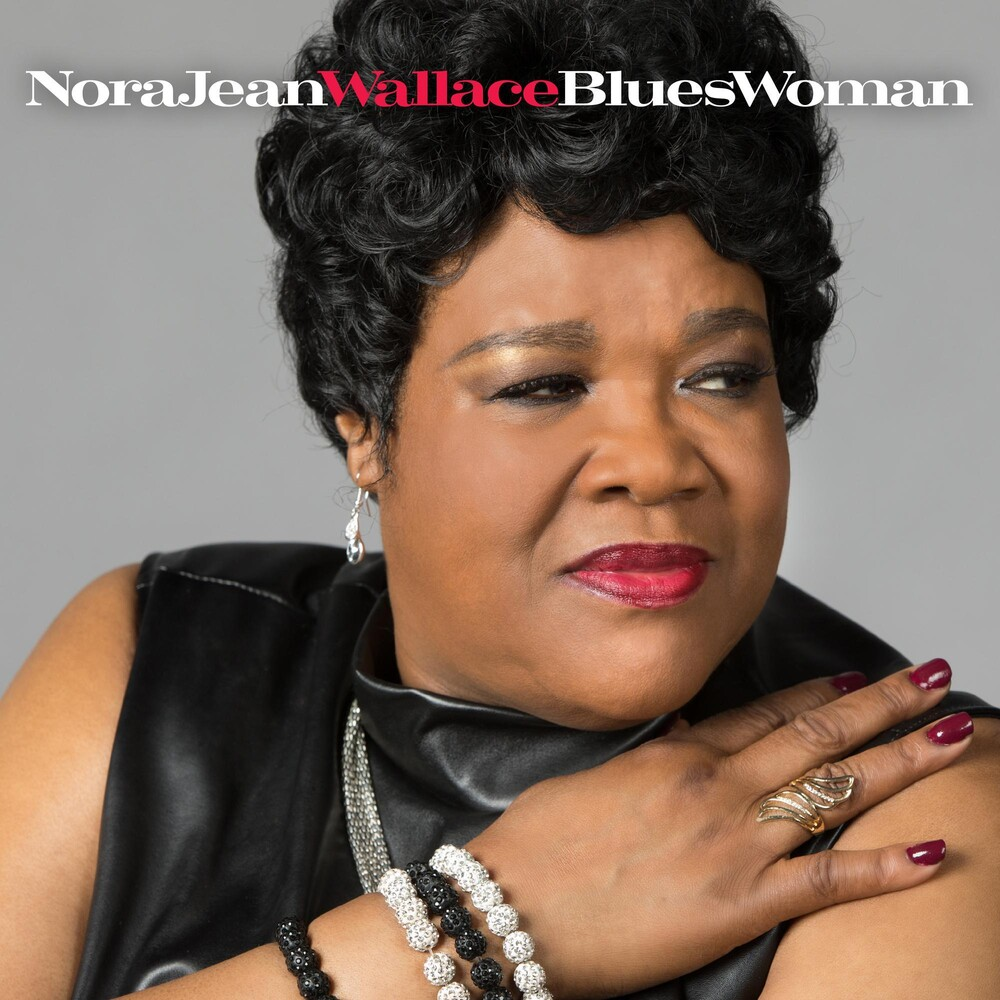 Nora Wallace Jean - Blueswoman