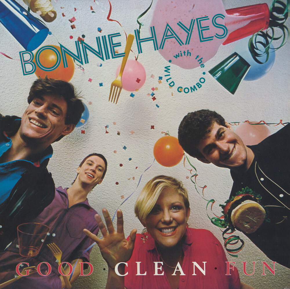 Bonnie Hayes - Good Clean Fun