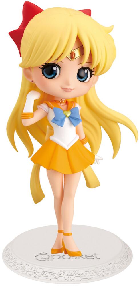 Banpresto - BanPresto - Movie Sailor Moon Eternal Sailor Venus Q posket FigureVersion 2