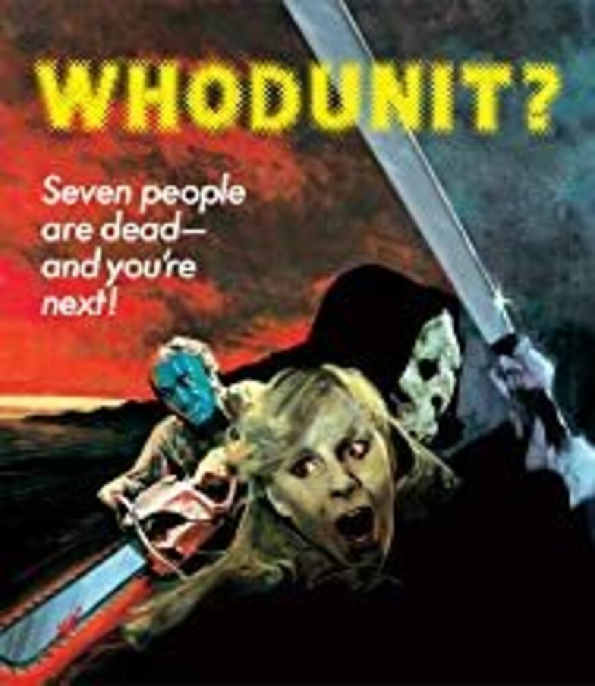 Whodunit Aka Island of Blood - Whodunit Aka Island Of Blood / (Ws)