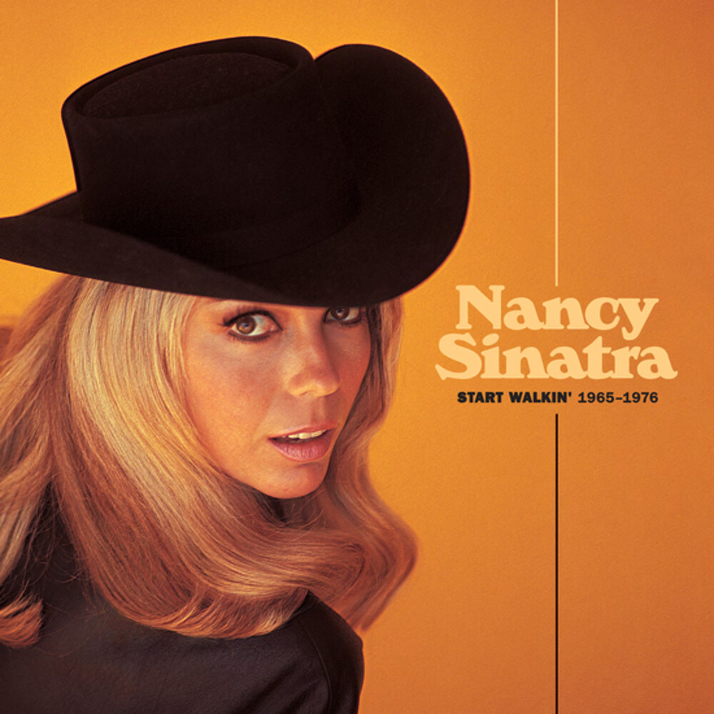 Nancy Sinatra - Start Walkin' 1965-1976 (W/Book)