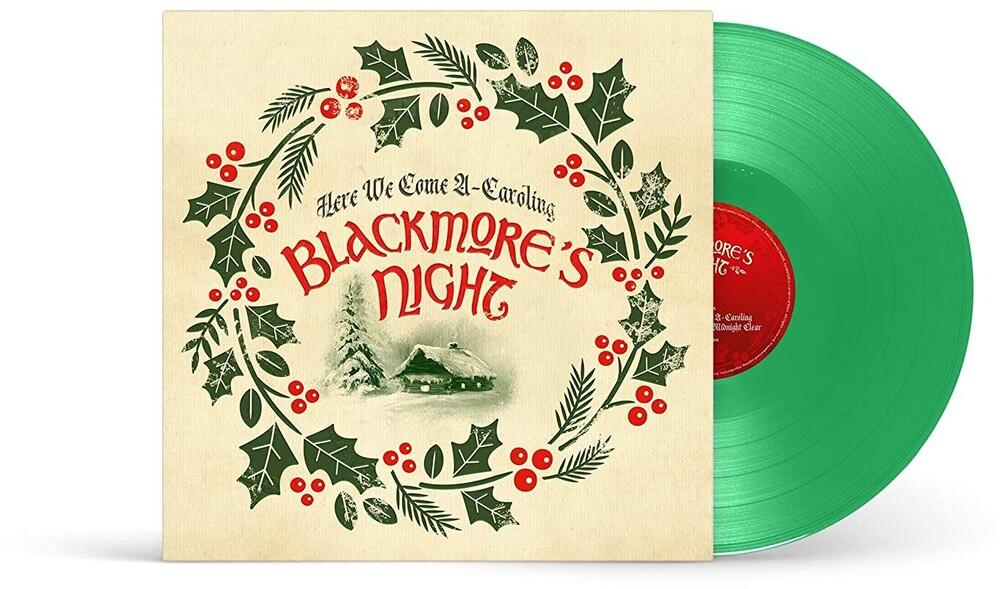 Blackmores Night - Here We Come A-Caroling (10in) (Colv) (Grn) (Ltd)