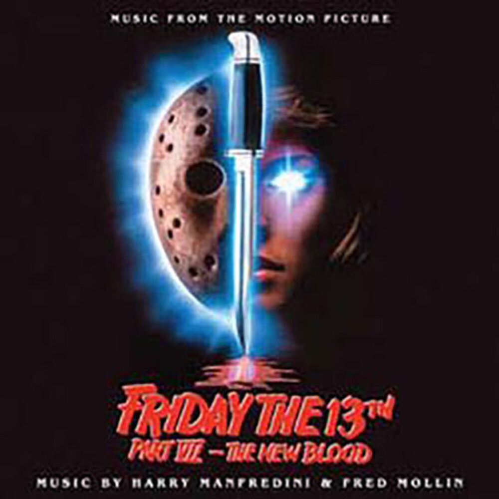 Harry Manfredini Ita - Friday The 13th Part 7: The New Blood / O.S.T.