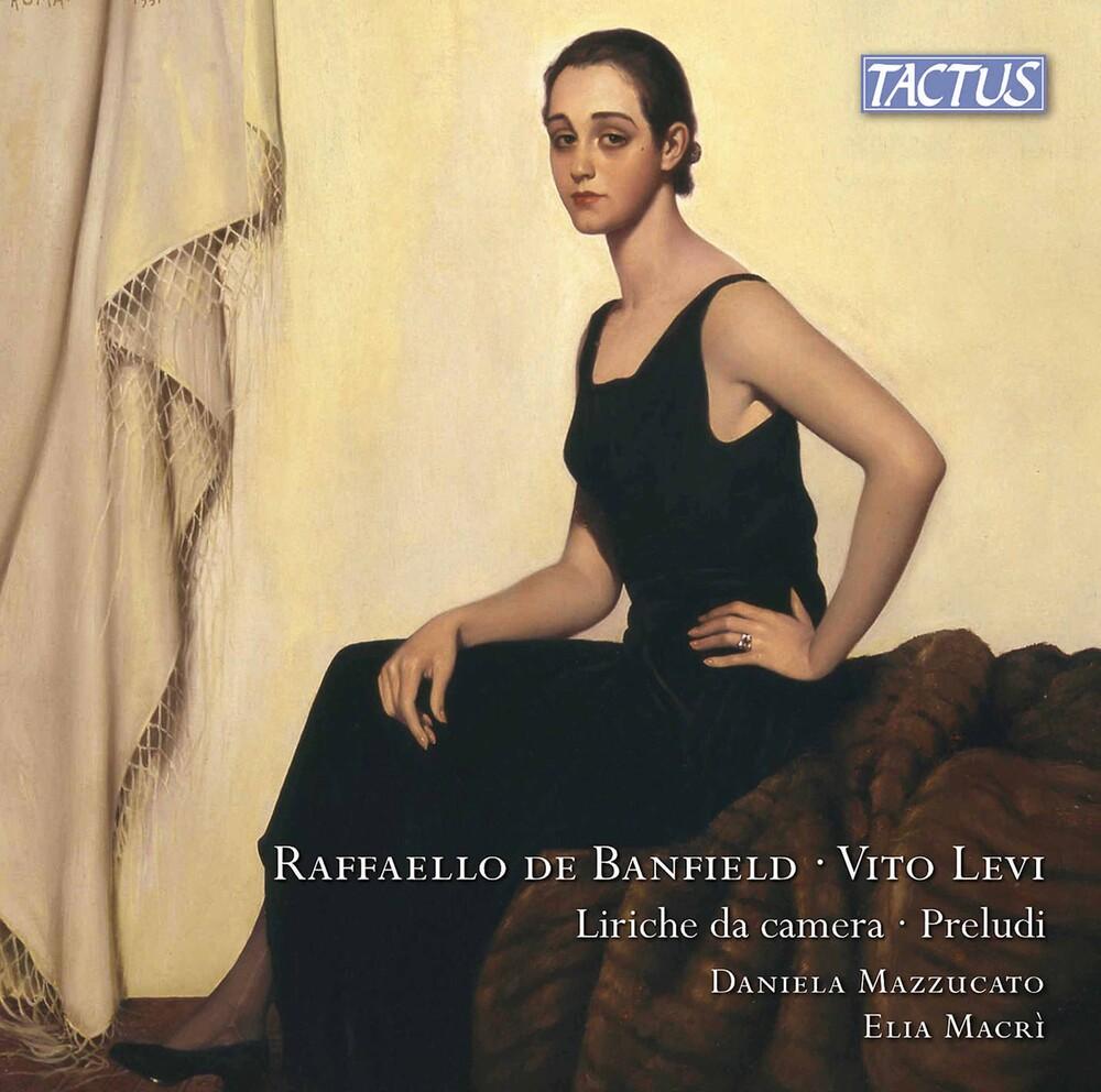 Daniela Mazzucato - Liriche Da Camera / Preludi