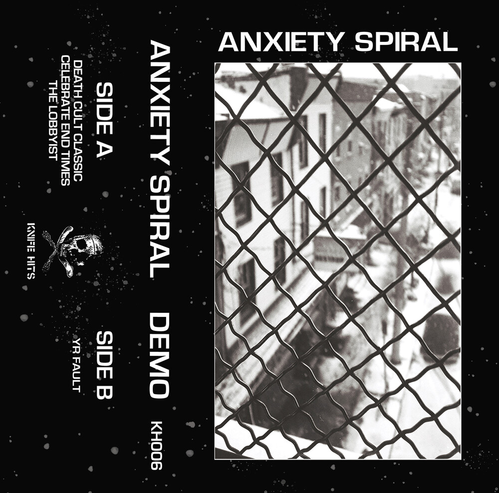 Anxiety Spiral - Demo