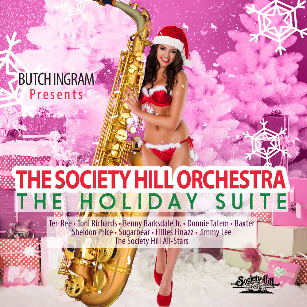Society Hill Orchestra - Holiday Suite (Mod)
