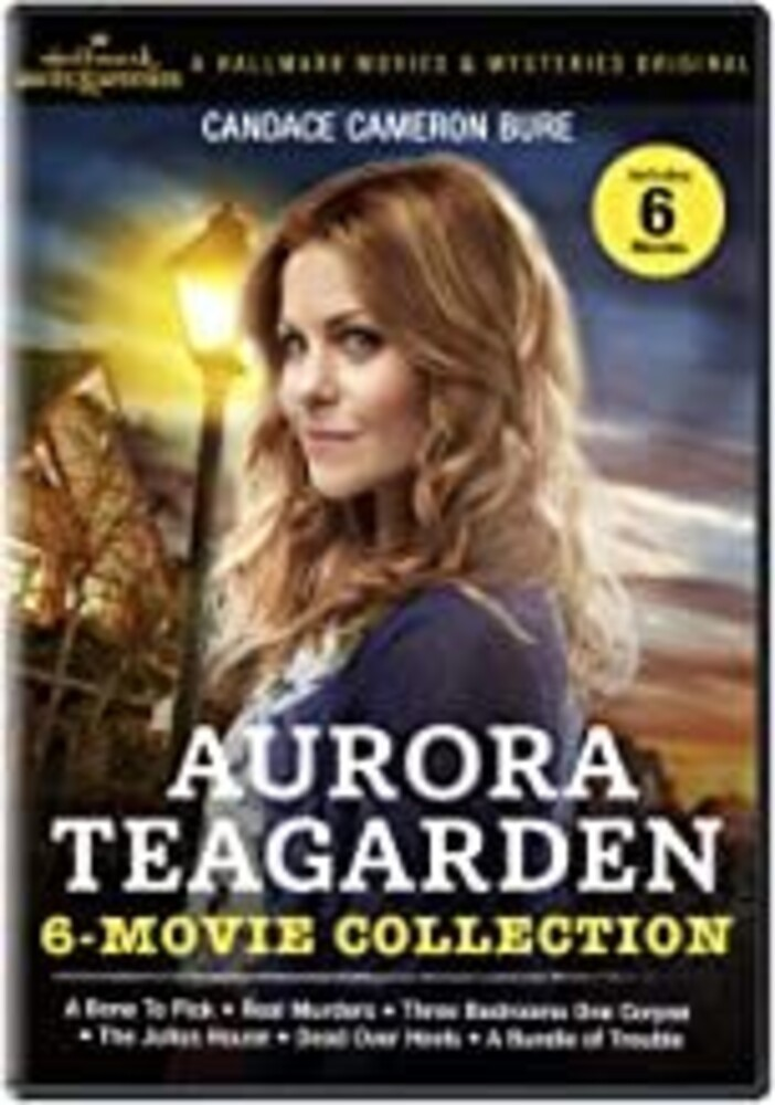 Aurora Teagarden 6-Movie Collection - Aurora Teagarden 6-Movie Collection (2pc) / (2pk)