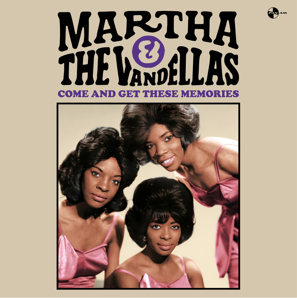 Martha & the Vandellas - Come & Get These Memories [180-Gram Vinyl]