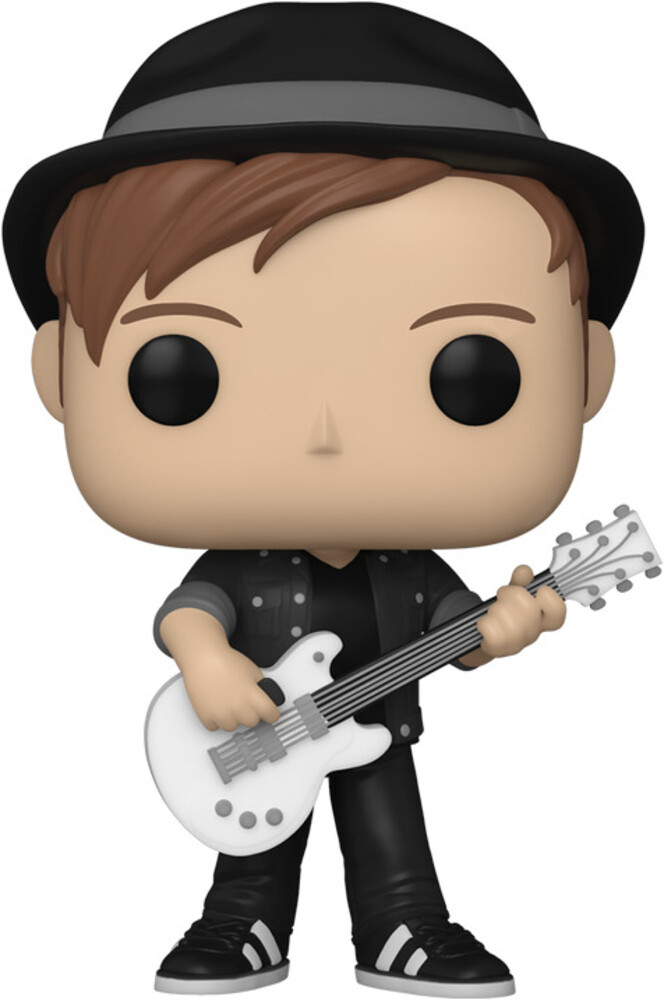 - FUNKO POP! ROCKS: Fall Out Boy- Patrick Stump