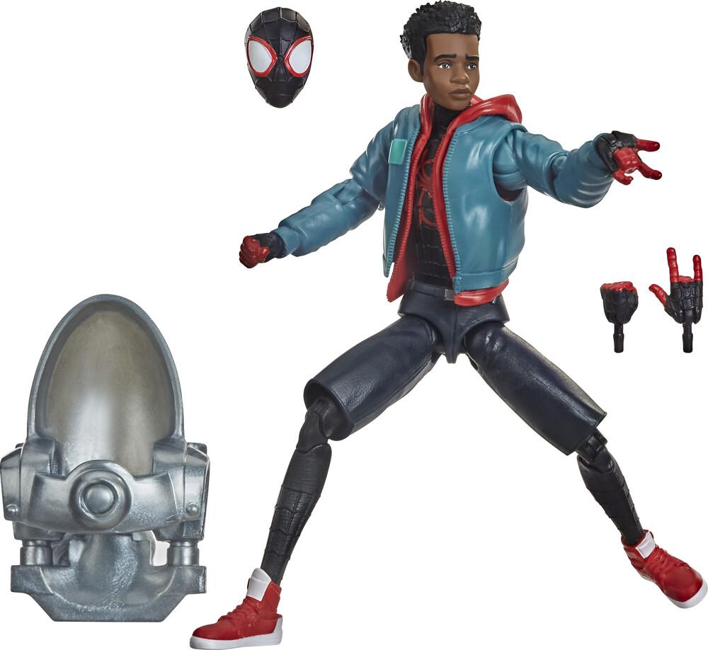 Spd Legends Mint - Hasbro Collectibles - Marvel Legends Spider-Man Mint