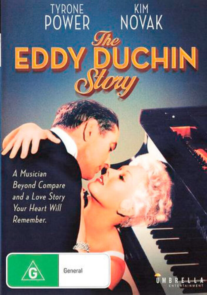 - Eddy Duchin Story [NTSC/0]