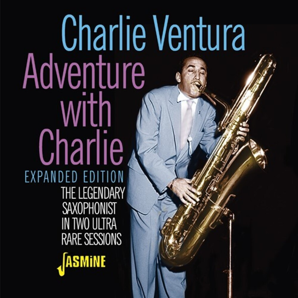 Charlie Ventura - Adventure With Charlie (Expanded Edition)