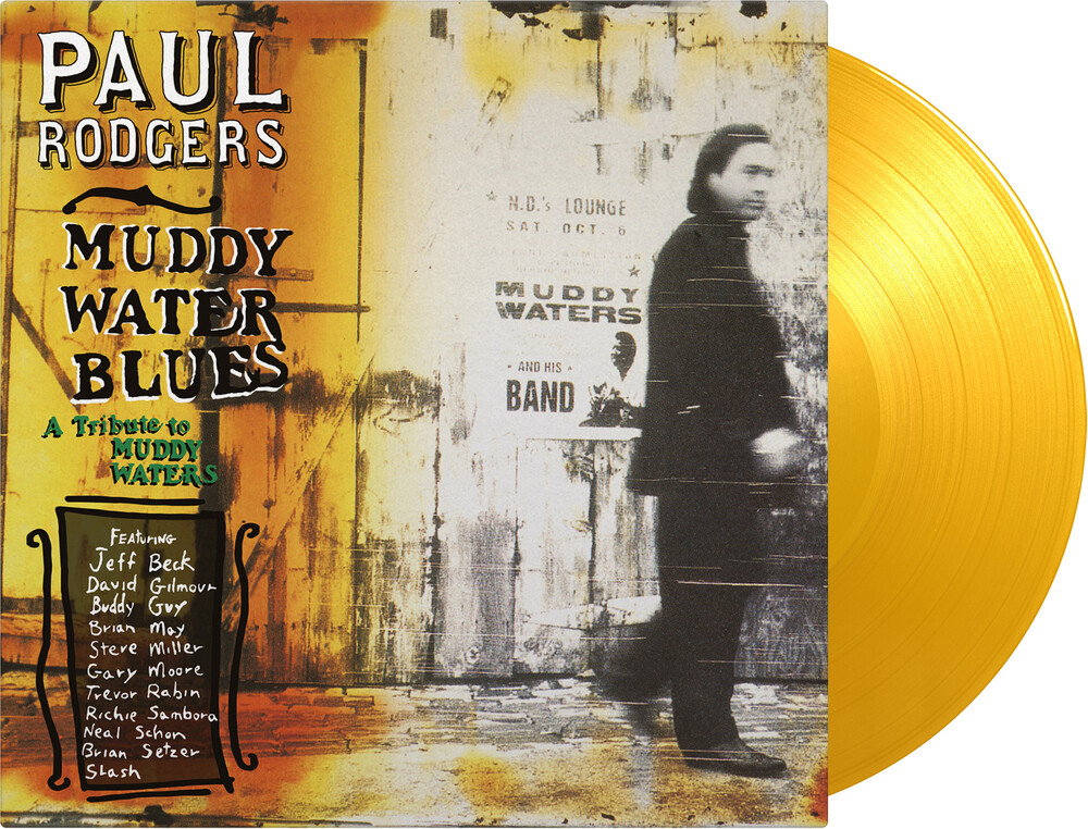 Paul Rodgers - Muddy Water Blues (A Tribute To Muddy Waters)