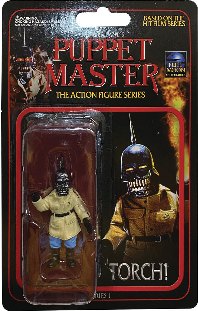 Full Moon Features - Full Moon Features - Puppet Master Action Figure Series Torch Action Figure (Net)