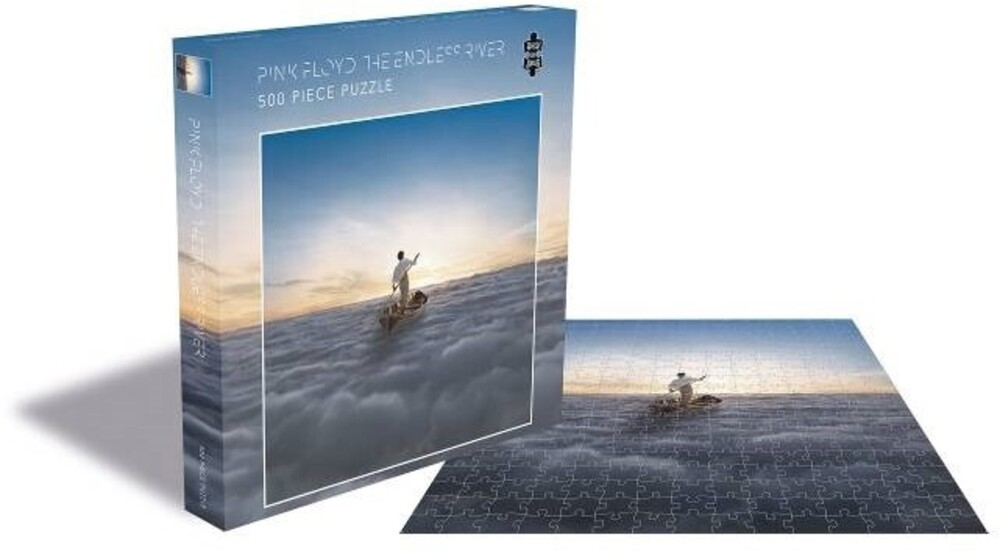 Pink Floyd the Endless River (500 Piece Puzzle) - Pink Floyd The Endless River (500 Piece Jigsaw Puzzle)