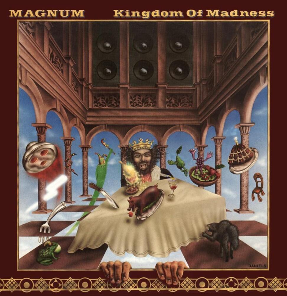 Magnum - Kingdom Of Madness (Gate) [180 Gram]