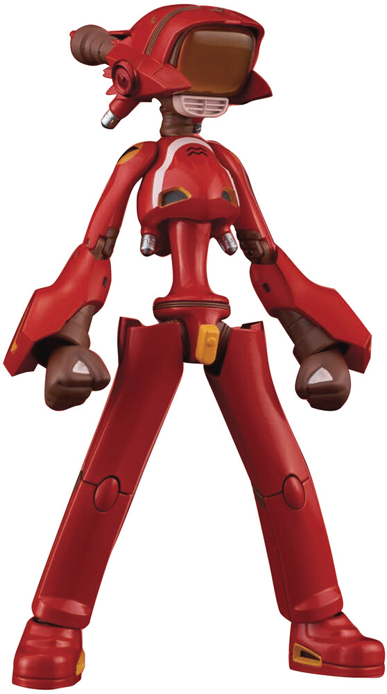 1000 Toys - 1000 Toys - FLCL Canti PX Action Figure Red Version (Net)