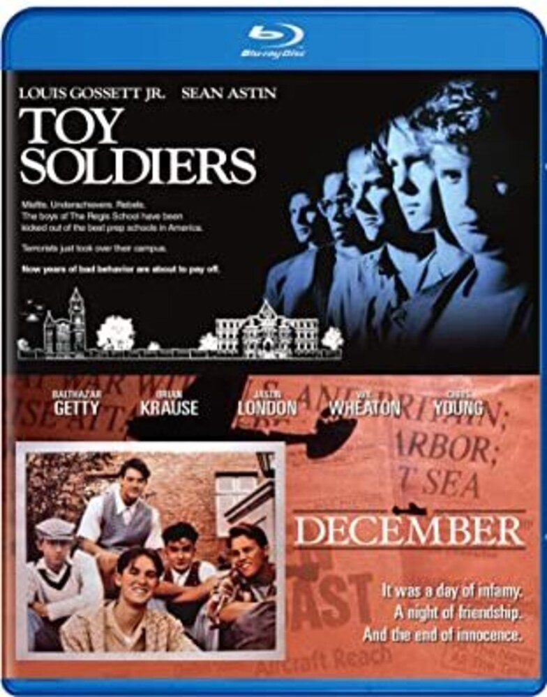 - Toy Soldiers / December