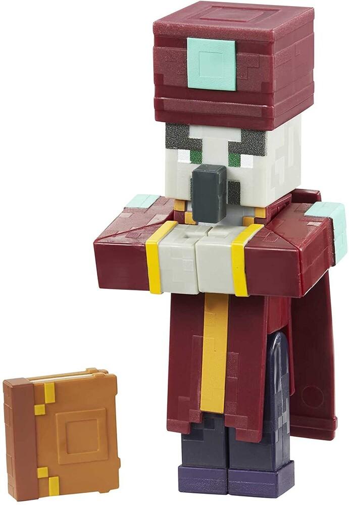 Minecraft - Mattel Collectible - Minecraft Dungeons 3.25 Enchanter