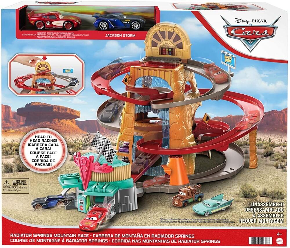 Pixar - Mattel - Cars Radiator Springs Speedway (Disney/Pixar)