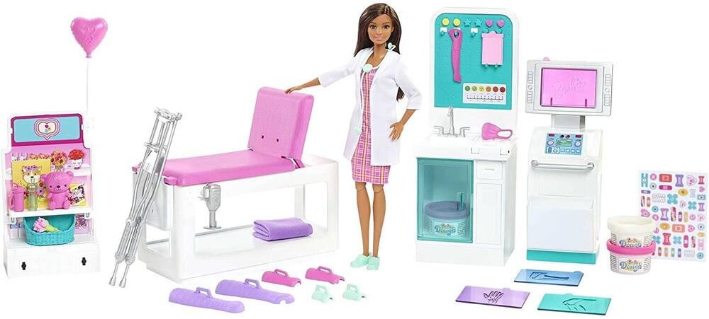 Barbie - Mattel - Barbie Careers Medical Playset