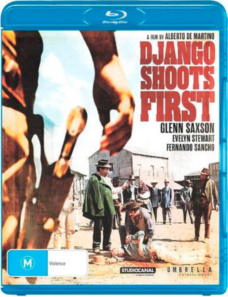 - Django Shoots First / (Aus)