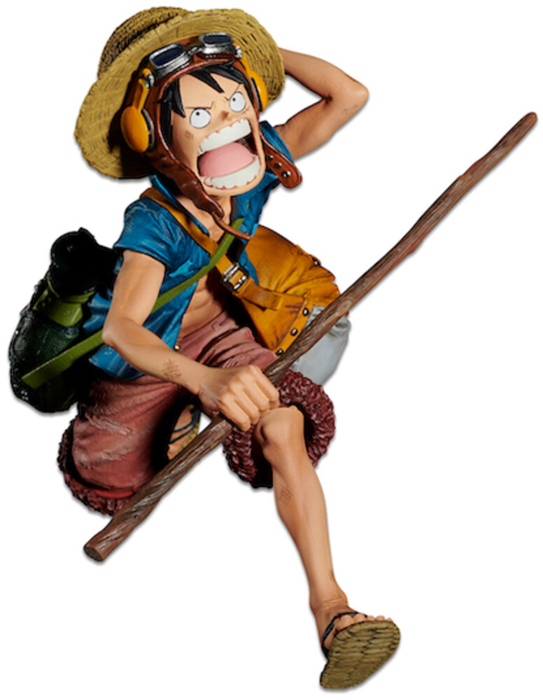 - One Piece Banpresto Chronicle Colosseum Monkey.D.L