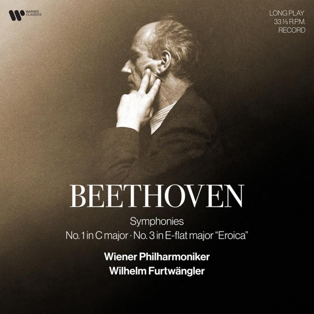 WILHELM FURTWANGLER - Beethoven: Symphonies Nos. 1 & 3 'eroica' (1952)
