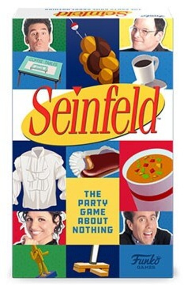 - Seinfeld Party Game (Vfig)