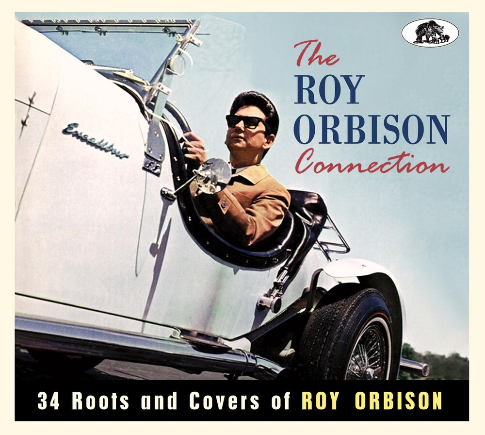Roy Orbison Connection: 34 Roots And Covers / Var - Roy Orbison Connection: 34 Roots And Covers / Var